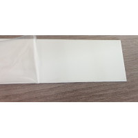 Échantillon Alu Blanc Gris-1,5 mm RAL 9002