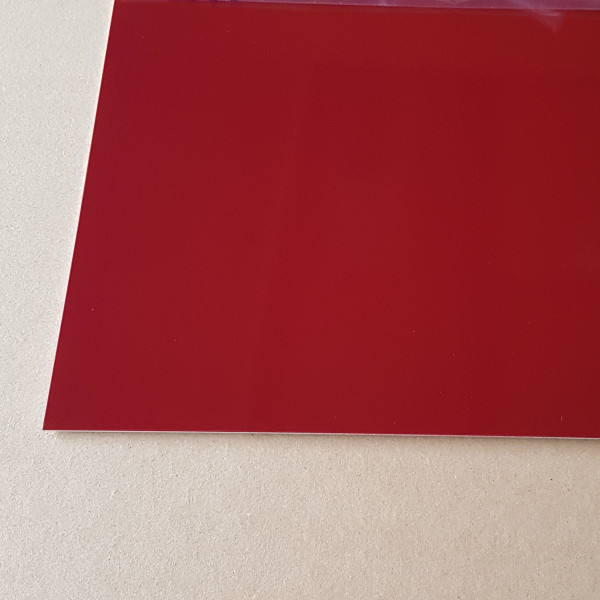 Rouge Pourpre 1,5 mm RAL 3004