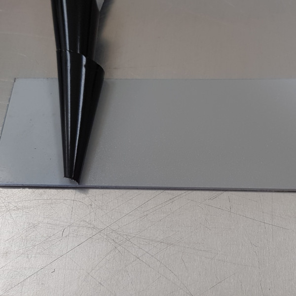 Aluminium Gris Ral 9006