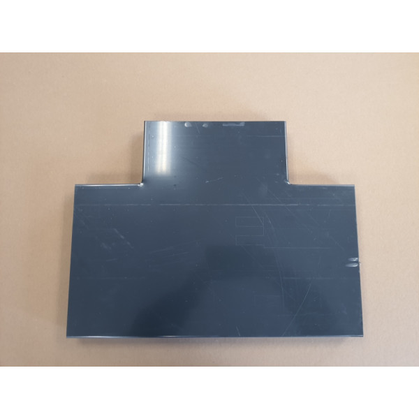 angle t pour couvertine aluminium