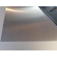 Plaque Aluminium Brut sur mesure avec film de protection