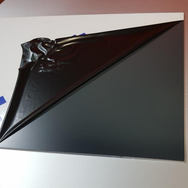 Plaque Aluminium Gris Anthracite Ral 7016 sur mesure