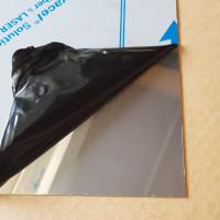 Plaque Inox 1 mm sur mesure pour crédence, fond de hotte, protection de murs...
