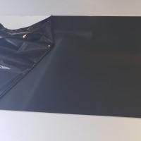 Plaque Aluminium Gris Noir Ral 7021 sur mesure