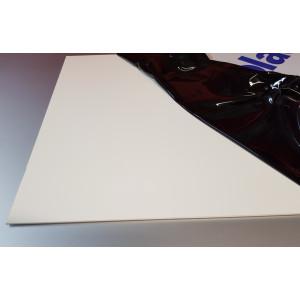 Plaque Aluminium Signalisation Ral 9016 sur mesure