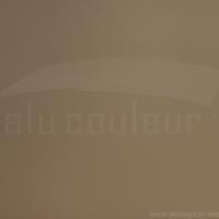 Plaque Aluminium Gris Beige Ral 7006 sur mesure