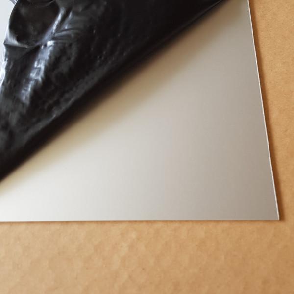 Plaque Aluminium Anodisé 1 Mm