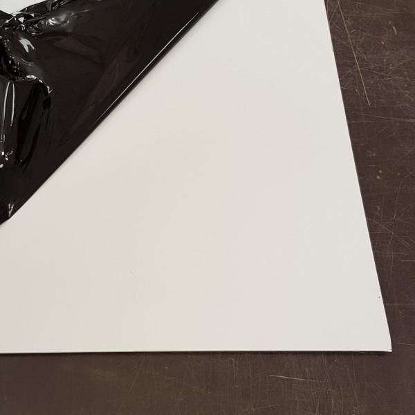 Plaque Aluminium Gris Clair Ral 7035 sur mesure