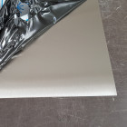 Plaque Inox Brossé 1 mm sur mesure