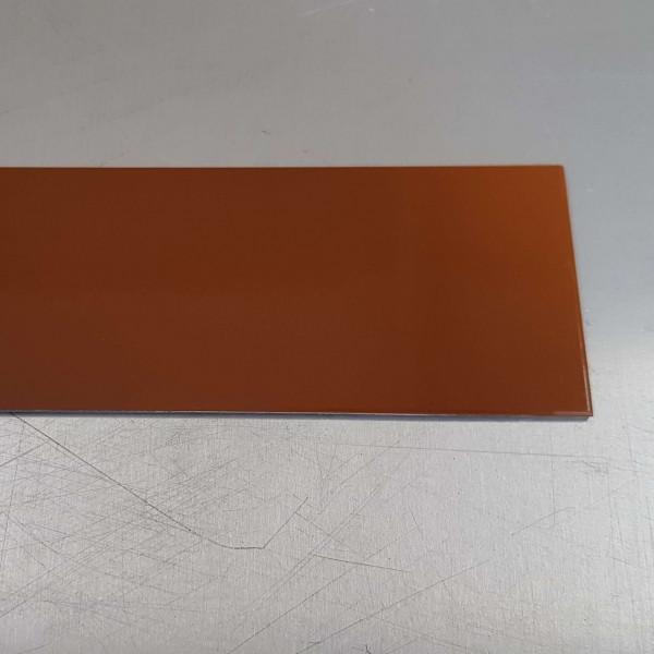 Alu Brun Argile-1,5 mm RAL 8003