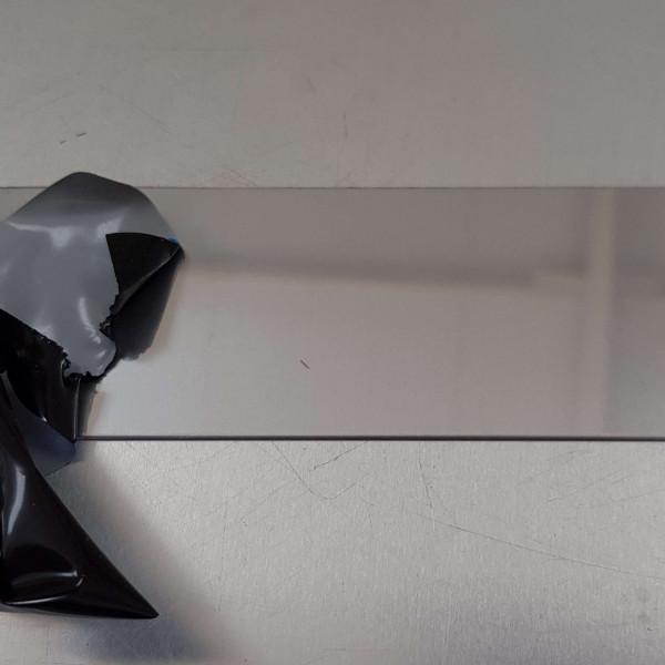 Échantillon Inox non brossé -1 mm