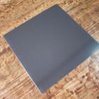 Plaque Aluminium Graphite Ral 7024