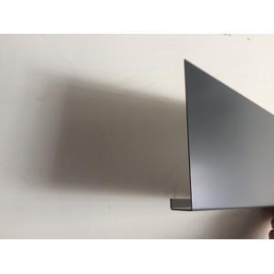 Bandeau de Rive en Aluminium ral 7016
